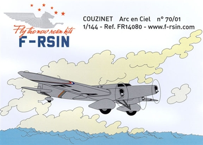 1:144 Air Couzinet 70 Arc en Ciel