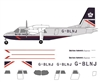 1:144 BN.2A Islander, British Airways