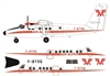 1:144 DHC-6 Twin Otter 300, Air Alpes