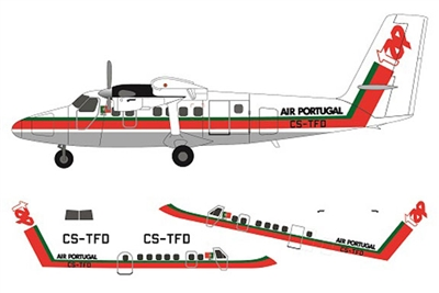 1:144 DHC-6 Twin Otter 300, TAP Air Portugal