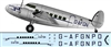 1:144 Lockheed L.14, British Airways Ltd