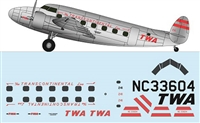1:144 Lockheed L.18, Trans World Airlines