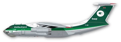 1:144 Iraqi Airways Ilyushin 76