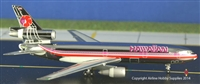 1:400 McDD DC-10-10, Hawaiian (Chrome)
