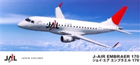 1:144 Embraer 170, J-Air (JAL Express)