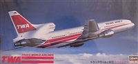 1:200 L.1011 Tristar 1, Trans World Airlines
