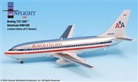 1:200 Boeing 737-200 American Airlines