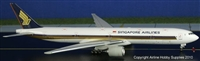 1:400 Boeing 777-300, SIngapore Airlines * Scratch & Dent *