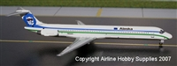 1:400 McDD MD-80, Alaska Airlines  'California'