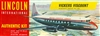 1:??? Vickers Viscount 700, British European Airways