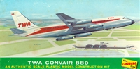 1:189 Convair 880, Trans World Airlines