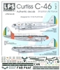 1:144 Brazilian Air Force Curtiss C.46
