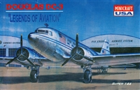 1:144 Douglas DC-3, Pan Am, Swissair