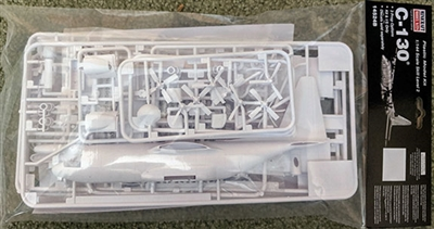 "1:144 Lockheed C.130A/E/H/J Hercules ""Bagged Kit"" (no decal)"