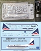 1:144 Lockheed C.130A/E/H/J Hercules + DRAW Delta L100 Decal