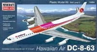 1:144 Douglas DC-8-63, Hawaiian Airlines