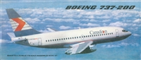 1:100 Boeing 737-200, Canadian Airlines International Ltd