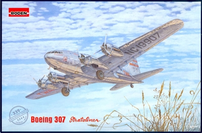 1:144 Boeing 307 Stratoliner, Trans World Airlines