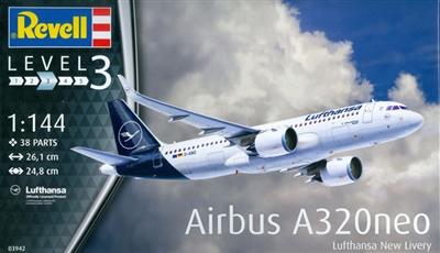 1:144 Airbus A.320NEO