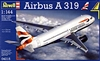 1:144 A.319, British Airways, German Wings