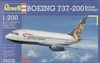 1:200 Boeing 737-200, British Airways