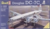 1:122 Douglas DC-7C, Pan American (No Decal)
