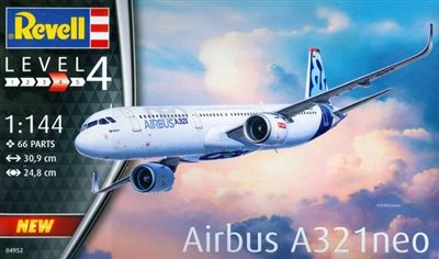 1:144 Airbus A.321NEO