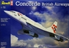 1:72 BAC Sud Concorde, British Airways