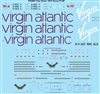 1:200 Virgin Atlantic (2010 cs) Boeing 747-400