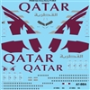 1:144 Qatar Airways Boeing 777-200