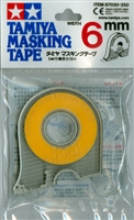6 mm Tape, with Dispenser
