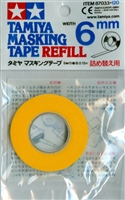 6 mm Tape Refill