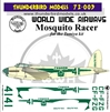 1:72 World Wide Airways Racing Mosquito
