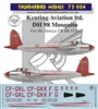 1:72 Kenting Aviation Dh. Mosquito