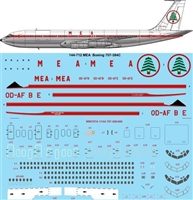1:144 Middle East Airlines Boeing 707-320C