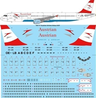 1:144 Austrian Airlines Airbus A.321