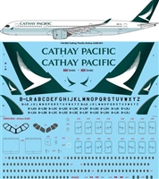1:144 Cathay Pacific (2015 cs) Airbus A.350-900