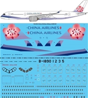 1:144 China Airlines Airbus A.350-900