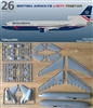 1:144 L.1011 Tristar 1, British Airways, British Airtours (Landor cs)
