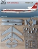 1:144 L.1011 Tristar 200, Air Canada (delivery cs)