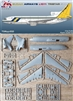 1:144 L.1011 Tristar 500, Sudan Airways