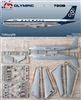 1:144 Boeing 720B, Olympic Airlines