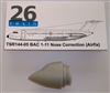 1:144 BAC 1-11 Nose