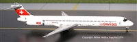 1:400 McDD MD-83, Swiss