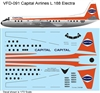 1:115 Capital Airlines L.188 Electra