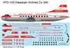 1:126 Hawaiian Airlines Convair 340