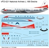 1:144 National Airlines (final cs) L.188 Electra