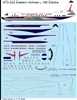 1:144 Eastern Airlines (spear cs) L.188 Electra