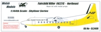 1:144 Fairchild Fh.227D, Northeast Airlines