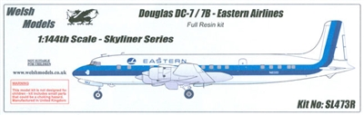 1:144 Douglas DC-7B, Eastern Airlines